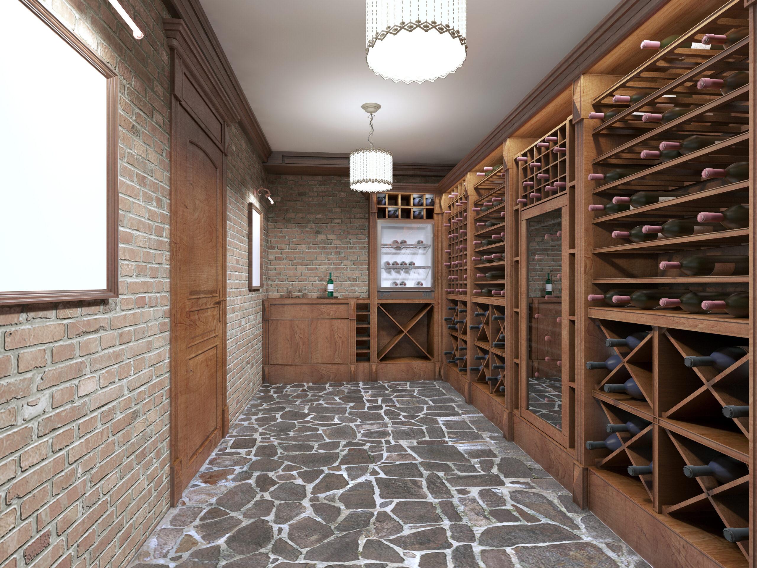 température pour conserver la bouteille de vin