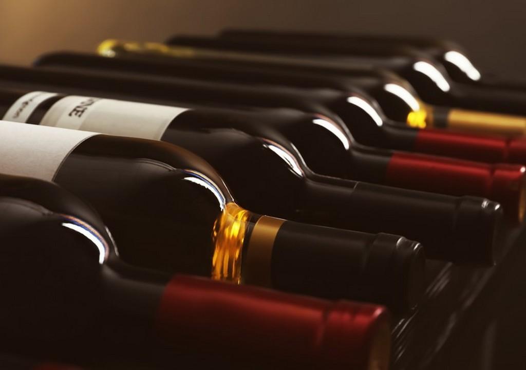 cave a vin de vieillissement