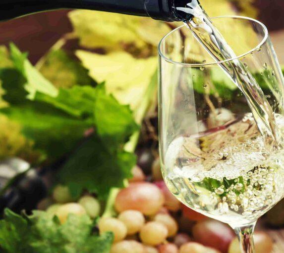 vin blanc riesling